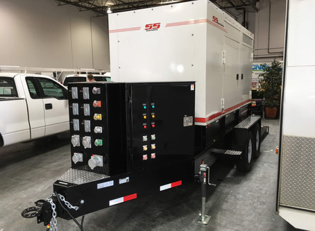 Metropolitan Water District: Customized Generator Package