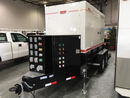 Metropolitan Water District: Customized Generator Package