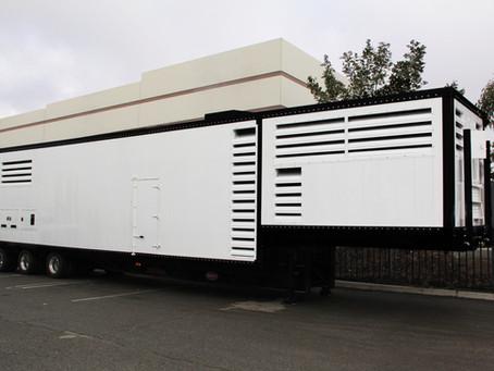 1.2MW Bi-Fuel Generator Package