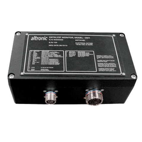 Altronic Catalyst Monitor