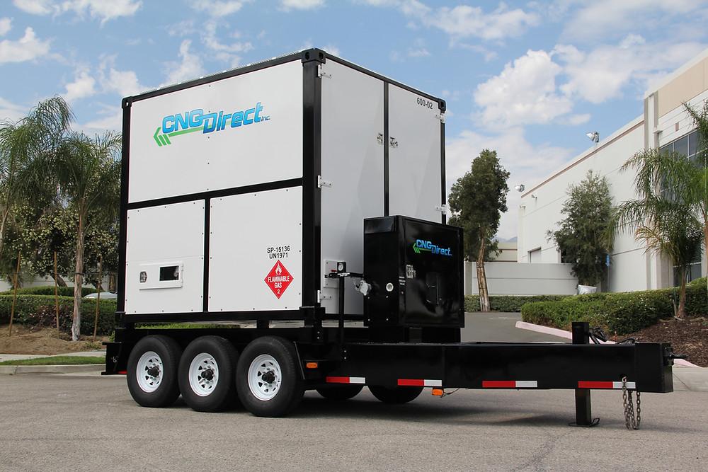 CNG Onsite Storage