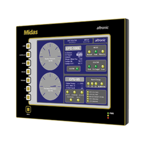 Altronic Midas Graphical Touch Screen & Data Hub