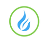 Natural Gas Fueled Generator Icon