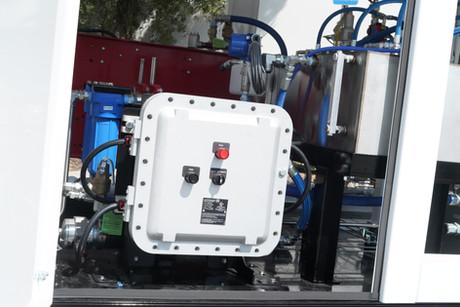 CNG regulator system