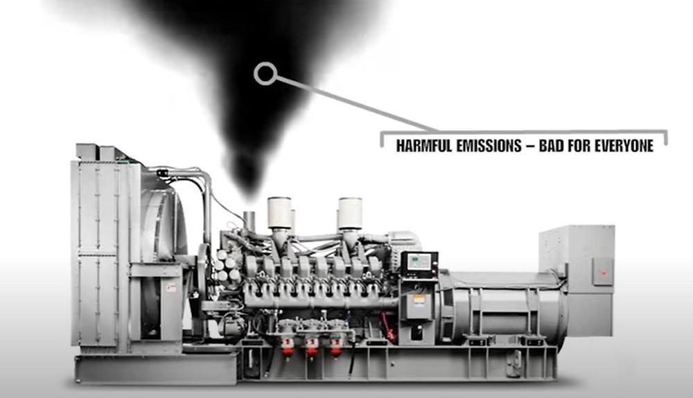 Diesel Generator Emissions