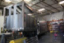 Industrial Generator Enclosure Fabrication