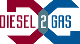 Diesel 2 Gas Altronic Distributor Logo