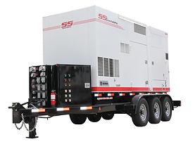 Diesel Mobile Generator