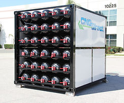 CNG Storage Pod for Bulk CNG Transporting