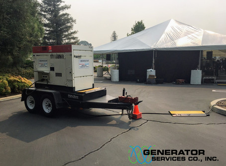 How to Size a Mobile Generator for Your Event