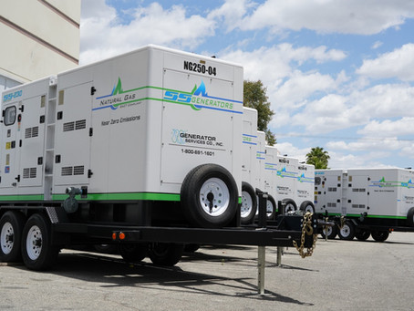 How do Natural Gas Generators Save Money on Fuel?