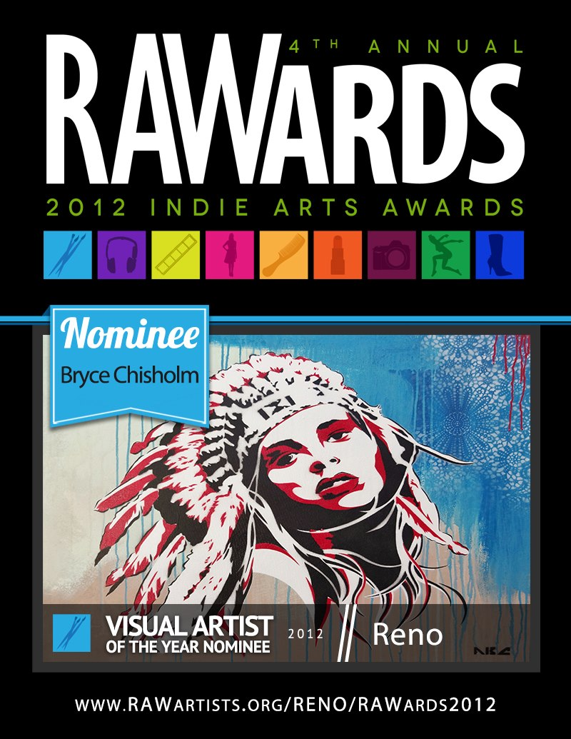RAW Reno Awards