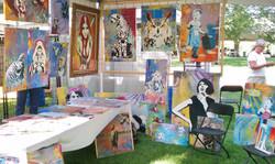 Visual Art Blast, McKinley Arts