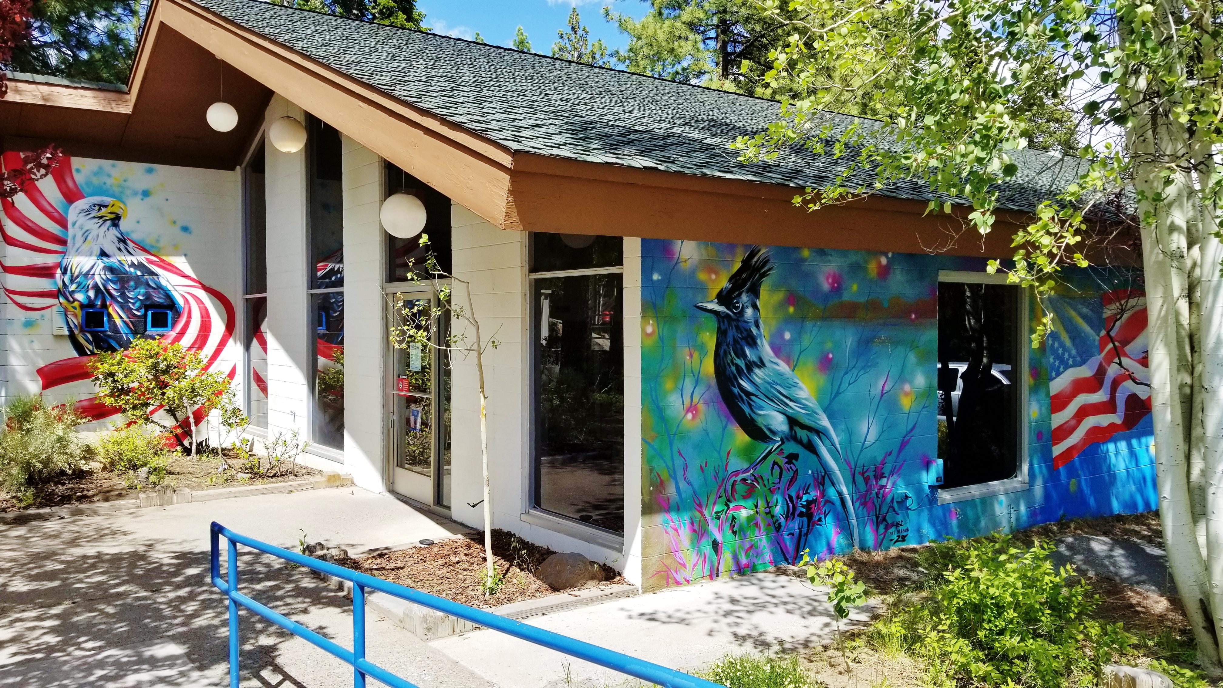 Crystal Bay Post Office