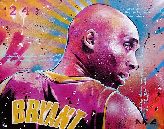 Kobe 16x20in print