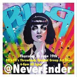 Throwback- Never Ender