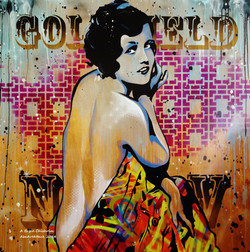 Goldfield Doris 4x4ft 2014