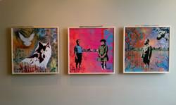 Kid Sprayer, Liberty Gallery