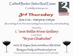 3rd Thursday, L'Uva Bella Wines