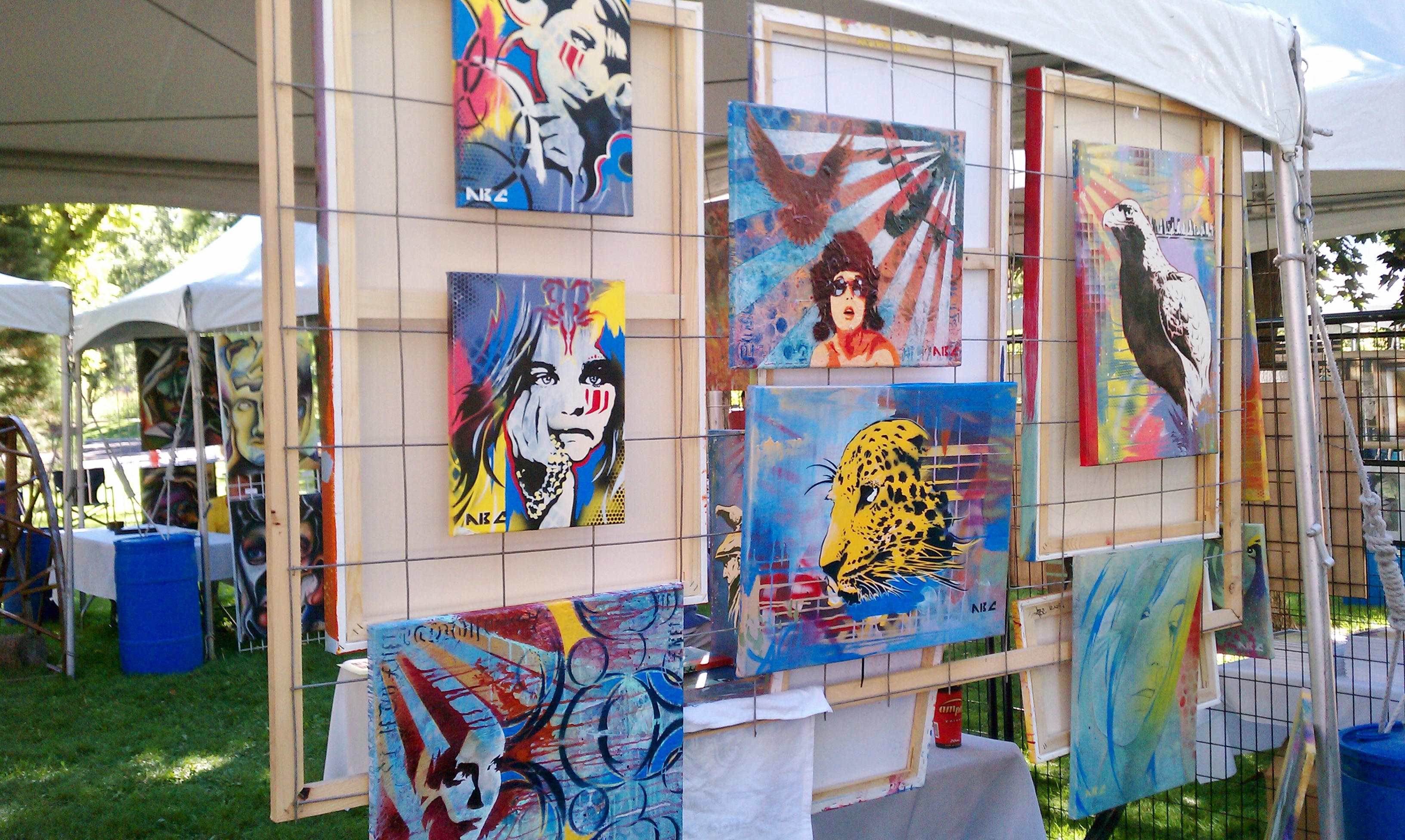 Visual Art Blast, McKinley Arts