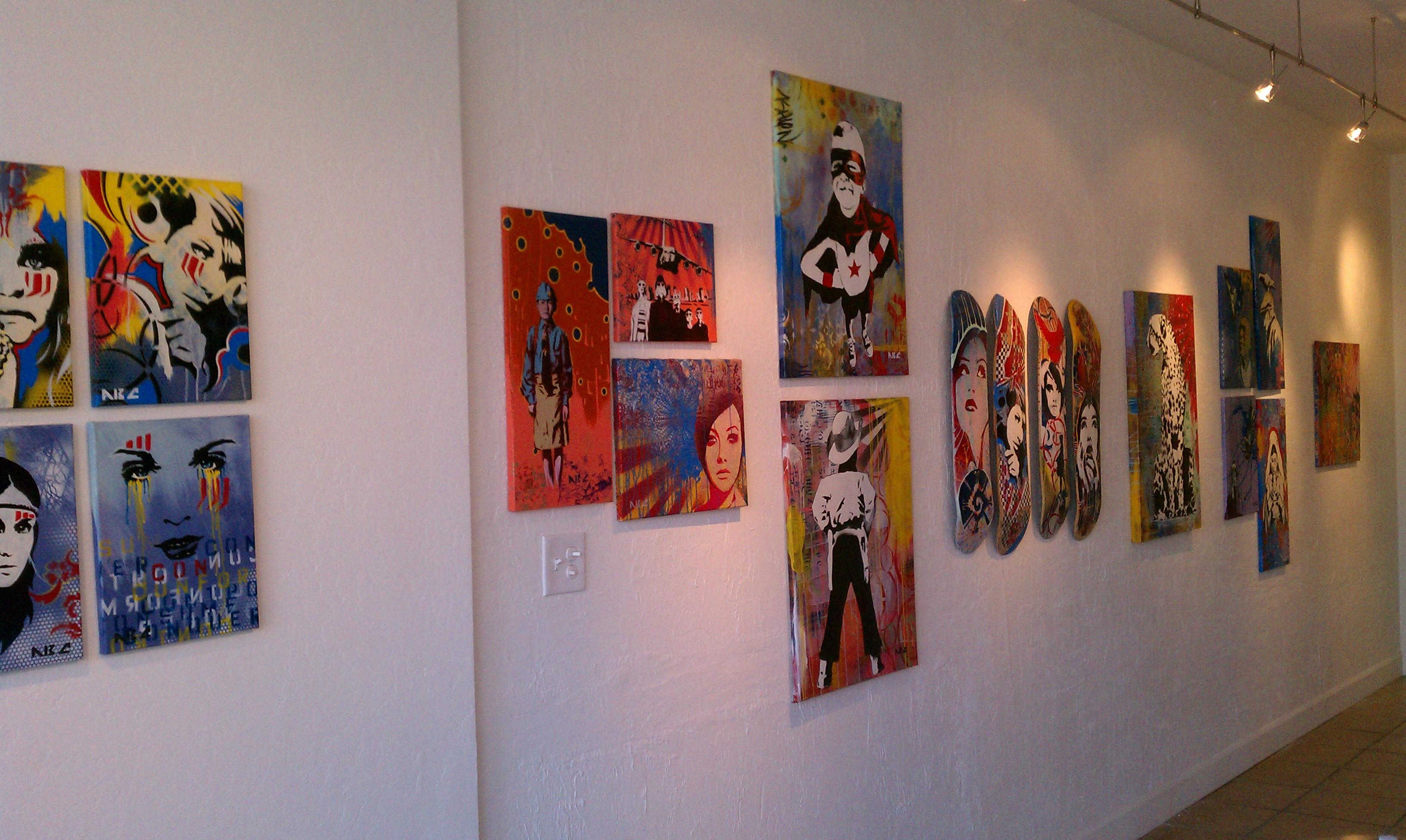 AbcArtAttack, Gallery 3