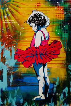 Life's A Dance 1b 24x36in 2012