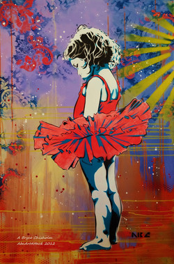 Life's A Dance 2 24x36in 2012