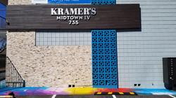 Kramer Apartments Sidewalk