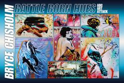 Battle Born Hues- Sierra Arts
