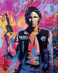 Solo Rebel 4x5ft 2015