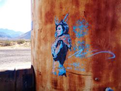 Lina of the Desert