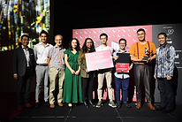 Story of dying grandpa comes up tops at Singapore short film competition