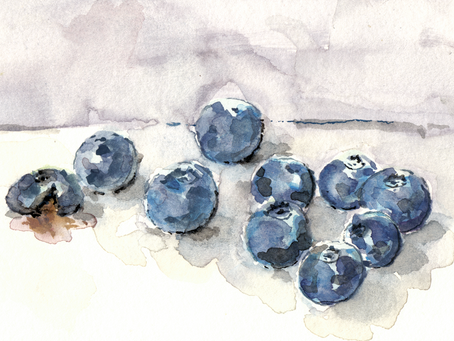 Memory and the Health Benefits of Blueberries