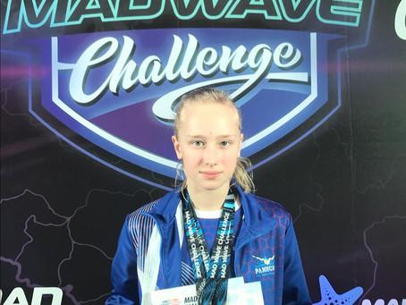 Всероссийские соревнования «Mad Wave Challenge 2020»