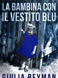 La bambina con il vestito blu