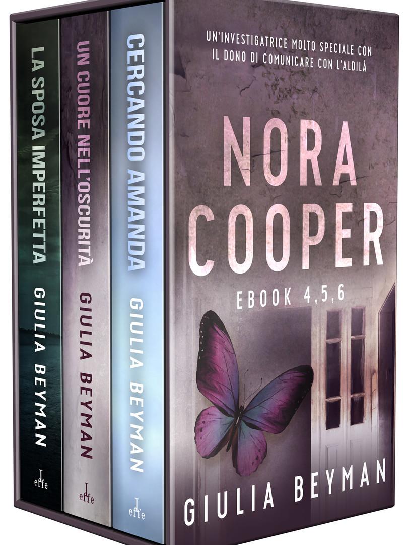 Nora Cooper Ebook 4,5,6