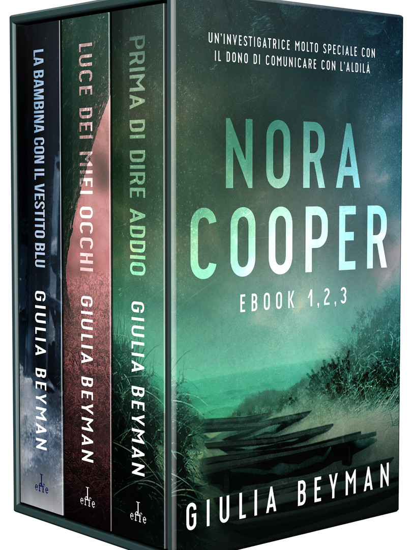 Nora Cooper Ebook 1,2,3