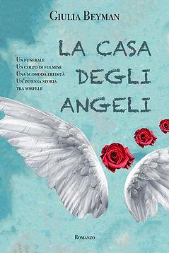 Copertina ebook La casa degli angeli