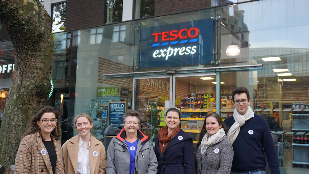 Tesco Action Group, Pay Justice and Harcus Sinclair