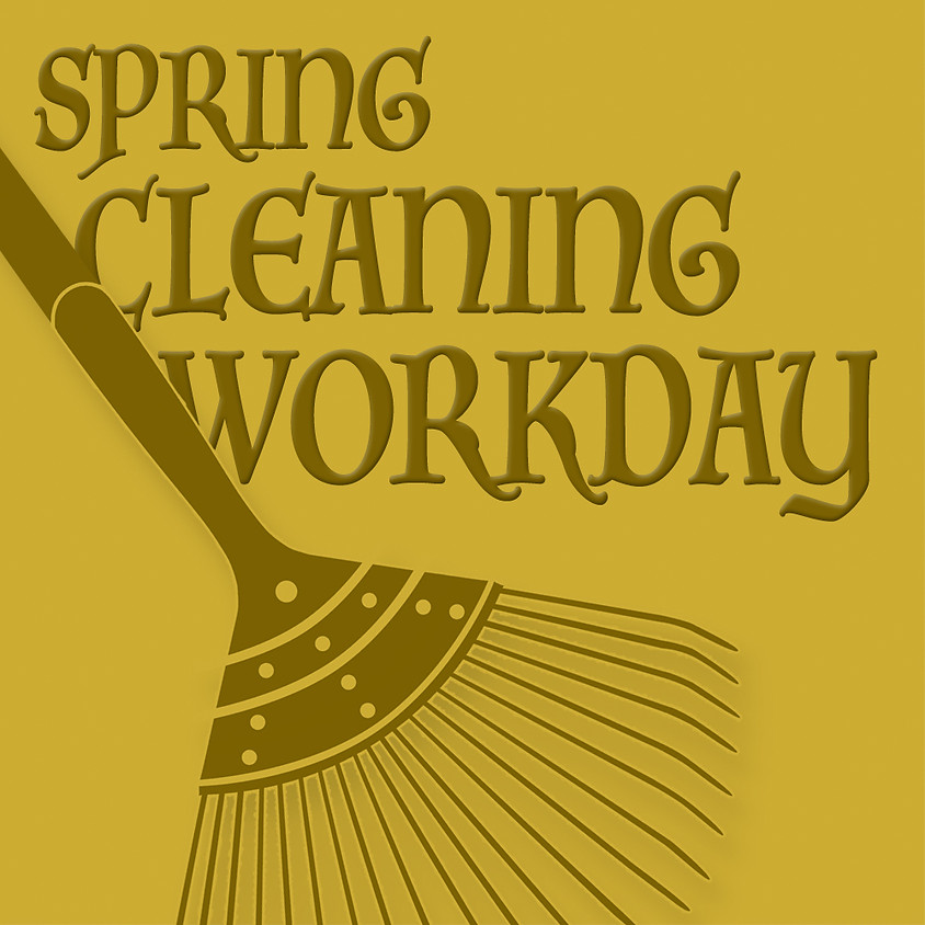 Spring Cleaning Workday