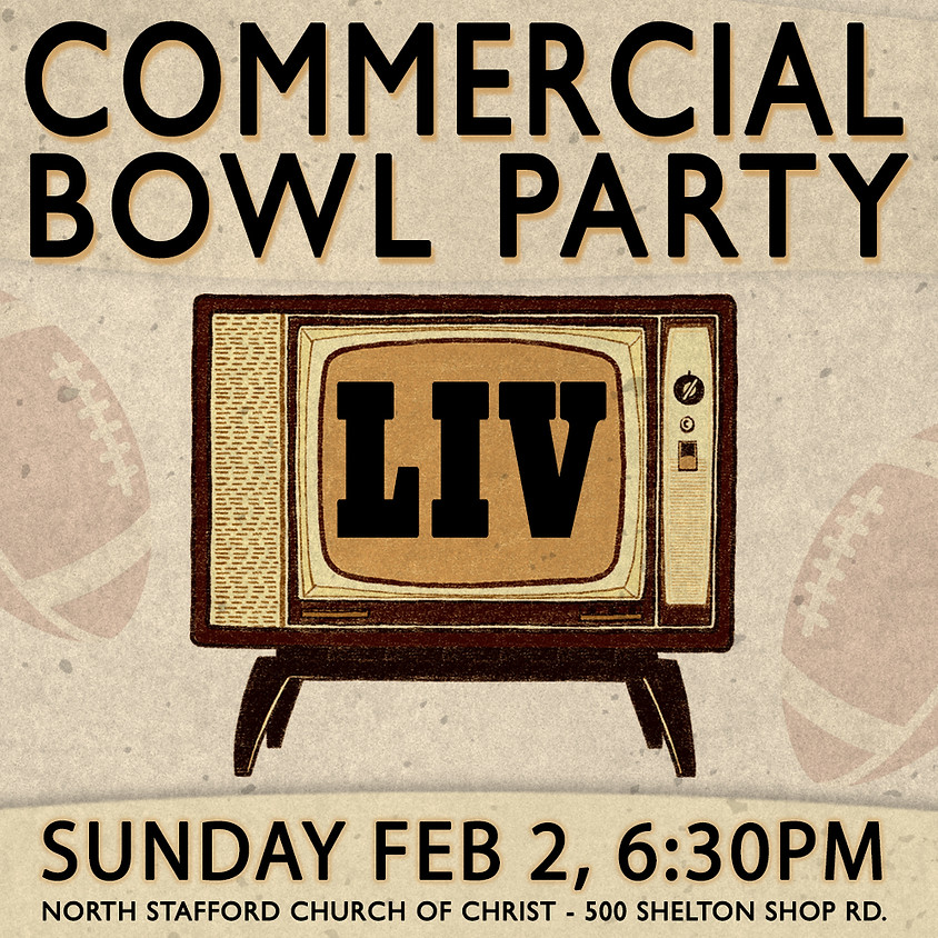Commercial Bowl Party