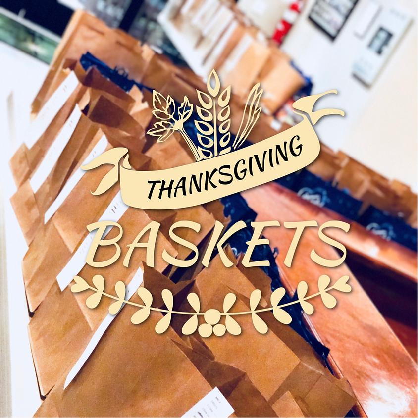 Thanksgiving Basket Delivery