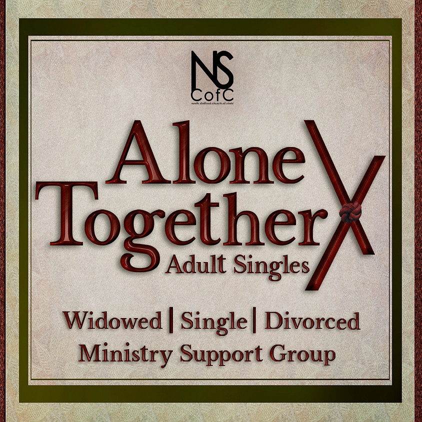 Alone-Together Adult Singles Planning Meeting