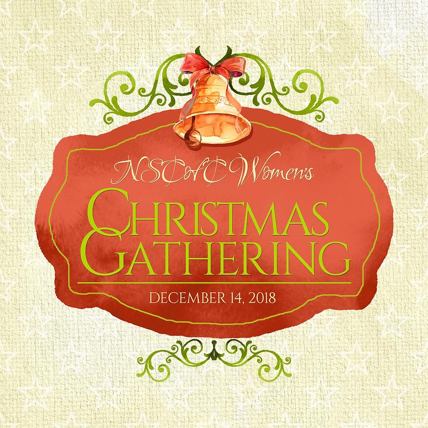 NSCofC Women's Christmas Gathering