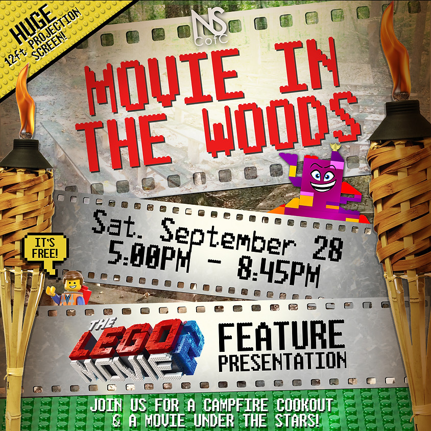 Movie in the Woods
