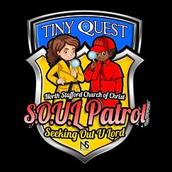 SOUL PATROL LOGO_Master_Tiny Quest Cradl