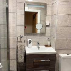 We have showering and full bathroom facilities