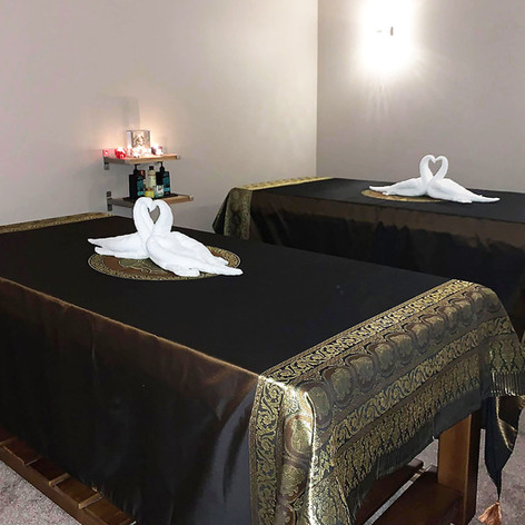 Lotus Thai Massage and Spa double room