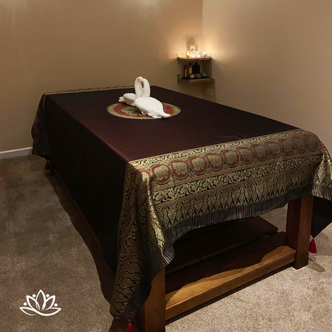 Our relaxing rooms