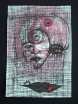 My Third Eye (2013) Framed